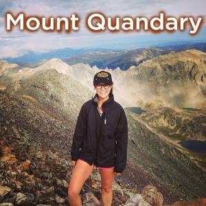 mount quandary